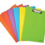 Folder A4 con clip superior y tapa Studmark ST-00418