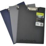 Folder A4 con clip superior y tapa Studmark ST-00422