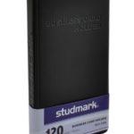 Portatarjetas de Presentación 120 Tarjetas Studmark ST-NCH-120A