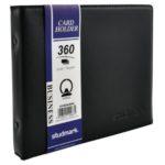 Portatarjetas de Presentación 360 Tarjetas Studmark ST-NCH-R360