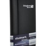 Libreta de Teléfonos con Índice 66 páginas Studmark ST-TB70-071