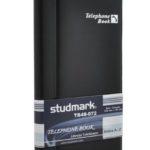 Libreta de Teléfonos con Índice 80 páginas Studmark ST-TB48-072