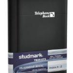 Libreta de Teléfonos A5 con Índice 96 páginas Studmark ST-TB25-073