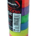 Cintas Adhesivas ARCOIRIS 12mm Studmark ST-RB-001