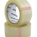 Cinta Adhesiva de Empaque 2″ x 100yd Studmark ST-PT-4340c