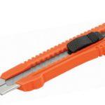 Chuchilla Retráctil (Cutter) guía metálica Studmark ST-04101