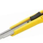 Chuchilla Retráctil (Cutter) guía metálica Studmark ST-04104