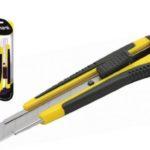Chuchilla Retráctil (Cutter) guía metálica / caucho Studmark ST-04106