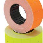 "Etiquetas para precios ""Neon-NARANJA"" Studmark ST-PRS-02"