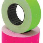 """Etiquetas para precios """"Neon-MAGENTA"""" Studmark ST-PRS-04"""