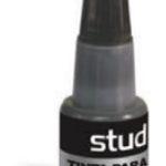 Tinta para Almohadillas color Negro Studmark ST-06330