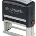 Sello AutoEntintado – Tinta Negra – 38×14 mm Studmark ST-00822