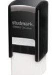 Sello AutoEntintado – Tinta Negra – 20×20 mm Studmark ST-00520-A