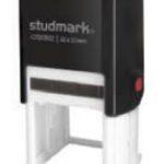 Sello AutoEntintado – Tinta Negra – 32×32 mm Studmark ST-00532-A