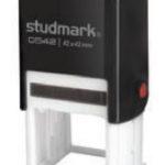 Sello AutoEntintado – Tinta Negra – 42×42 mm Studmark ST-00542-A