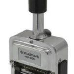 Foliadora Automática 8 dígitos Studmark ST-NM-008