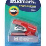 Engrapadora Mini – Plástica + 1000 grapas – Studmark ST-04323