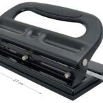 Perforadora de 2-3 huecos ajustables / USO PESADO / Studmark ST-04520