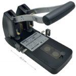 Perforadora de 2 huecos 8cm / USO PESADO / Studmark ST-HDP-150