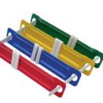 Ganchos Plásticos para Folders 70mm x 2″  Studmark ST-02104