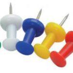 Chinchetas Plásticas (push pins)  Studmark ST-04055