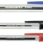 Bolígrafo Desechable 1.0mm 50 unidades Lapicero Studmark ST-03103