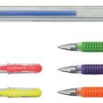 Bolígrafo Tinta Gel Fluorescente 6 unidades  Studmark ST-03119-F6