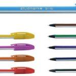 Bolígrafos de Colores 1.0mm 10 unidades  Studmark ST-03115