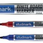 Marcador para Pizarra Blanca 2.0-3.0mm 12 unidades  Studmark ST-03556
