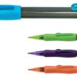 """Portaminas plástico """"E-Click"""" 0.7mm 24 unidades  Studmark ST-03701-7"""