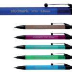 Portaminas 2.0mm 12 unidades  Studmark ST-03752
