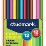 Lápices de Colores  Studmark ST-03422