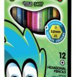 Lápices de Colores  12 piezas  Studmark ST-03407