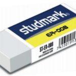 Borrador Suave  58x20x9mm  Studmark ST-ER-008