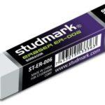 Borrador Suave  79x15x15mm  Studmark ST-ER-006