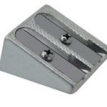 Sacapuntas Doble de Aluminio  Studmark DM-A002