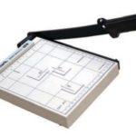 Guillotina Metálica para Papel B6 (8″x7″)  Studmark ST-04122
