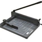 Guillotina Metálica para Papel -uso pesado 400 hojas-  A3 (18″x15″)  Studmark ST-04123