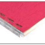 Cubiertas de Cartulina para Encuadernar / 230g/m2 / CARTA /  Studmark ST-07142