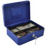 Caja para Efectivo 8″ / 180mm x 150mm x 85mm / Studmark ST-CB-008