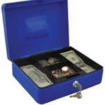 Caja para Efectivo 10″ / 230mm x 200mm x 85mm / Studmark ST-CB-010