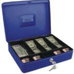 Caja para Efectivo 12″ / 280mm x 230mm x 85mm / Studmark ST-CB-012