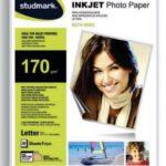 Papel Fotográfico Mate 170g/m2  / Studmark  ST-00374-WSC