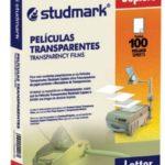 Transparencias para Presentaciones / Acetatos / CARTA / Studmark  ST-00139