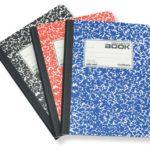 Cuaderno para composición 200 Páginas / 9 3/4″ x 7 1/2″ / Studmark  ST-05200