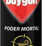 Insecticida Aerosol Baygon Poder Mortal 400 ml / Caja 12 Unidades