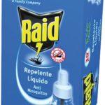 Insecticida Raid Líquido Eléctrico / Aparato + repuesto 21ml