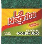 Esponja Fibra Doble Uso / La Negrita / 1 unidad