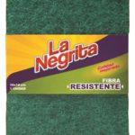 Esponja Fibra Resistente / La Negrita / 3 unidades