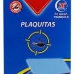 Insecticida Baygon Plaquitas / Repuestos 20 Unidades